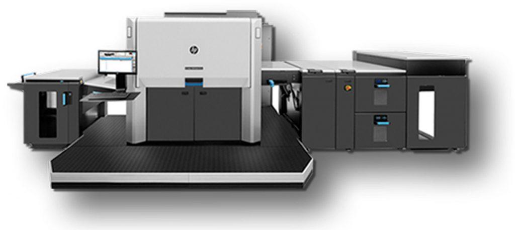 HP Indigo 12000 Digital Druckmaschine
